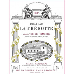 Chateau La Frerotte 2015